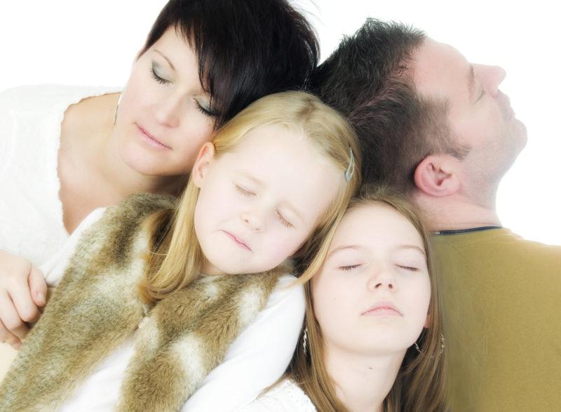 Familei träumt