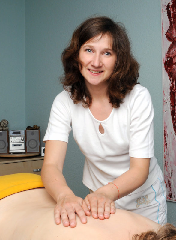 Massage bei Astrid Campe-Hoes