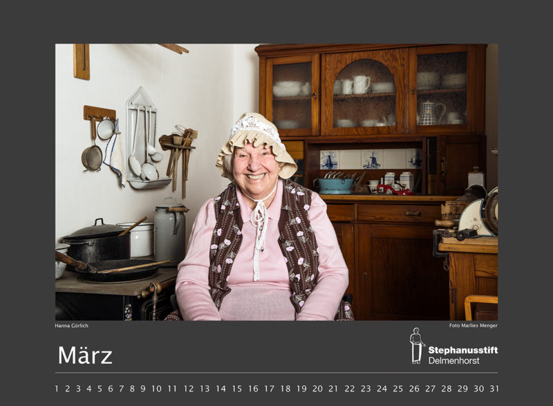Fotokalender Stephanusstift, März
