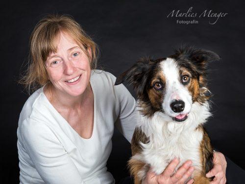 Tierfotografie - Du und dein Hund